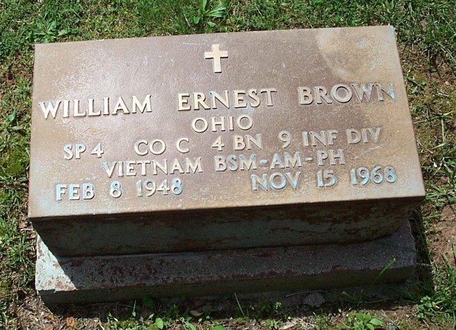 Ernest William Brown